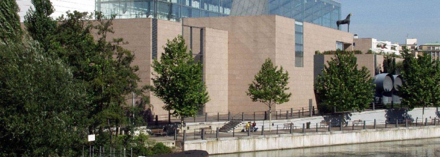 Mus e d 39 art moderne et contemporain mamcs strasbourg 67000 expositions horaires tarifs - Musee art moderne strasbourg ...