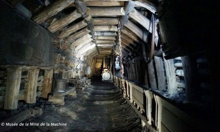 Musée de la Mine, La Machine