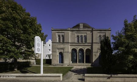 Centre d'Art Contemporain la Synagogue de Delme, Delme