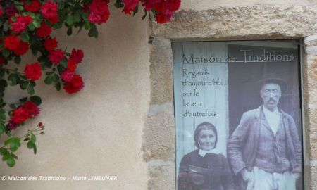 Maison des Traditions, Chassignolles