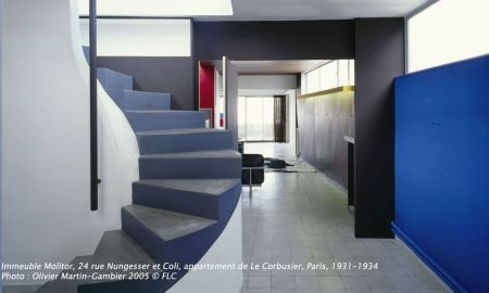 Fondation Le Corbusier Appartement-Atelier, Paris