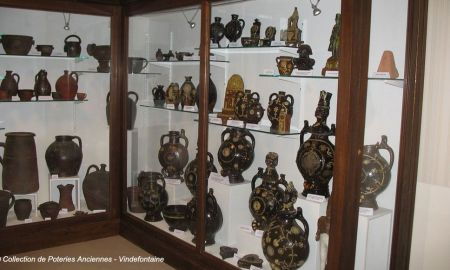 Collection de Poteries Anciennes, Vindefontaine